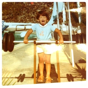 This CFMV athlete started early, can you guess who it is?